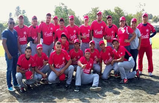 equipo de beisbol del centro regional de cocle