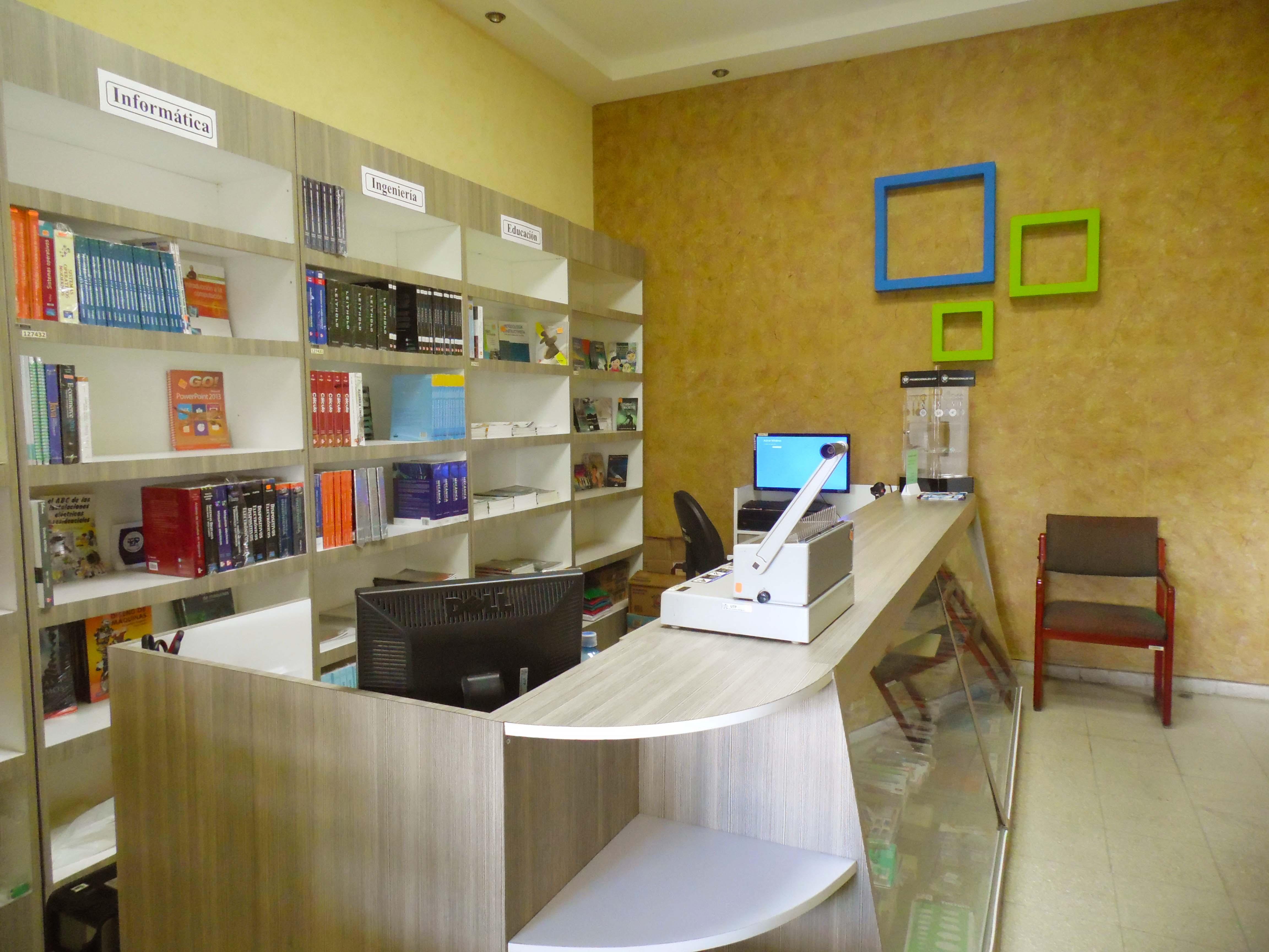 libreria universidad tecnologica de panama centro regional de cocle