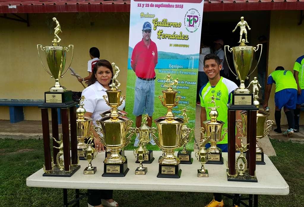 premios copa rotativa prof guillermo fermandez cocle 2015