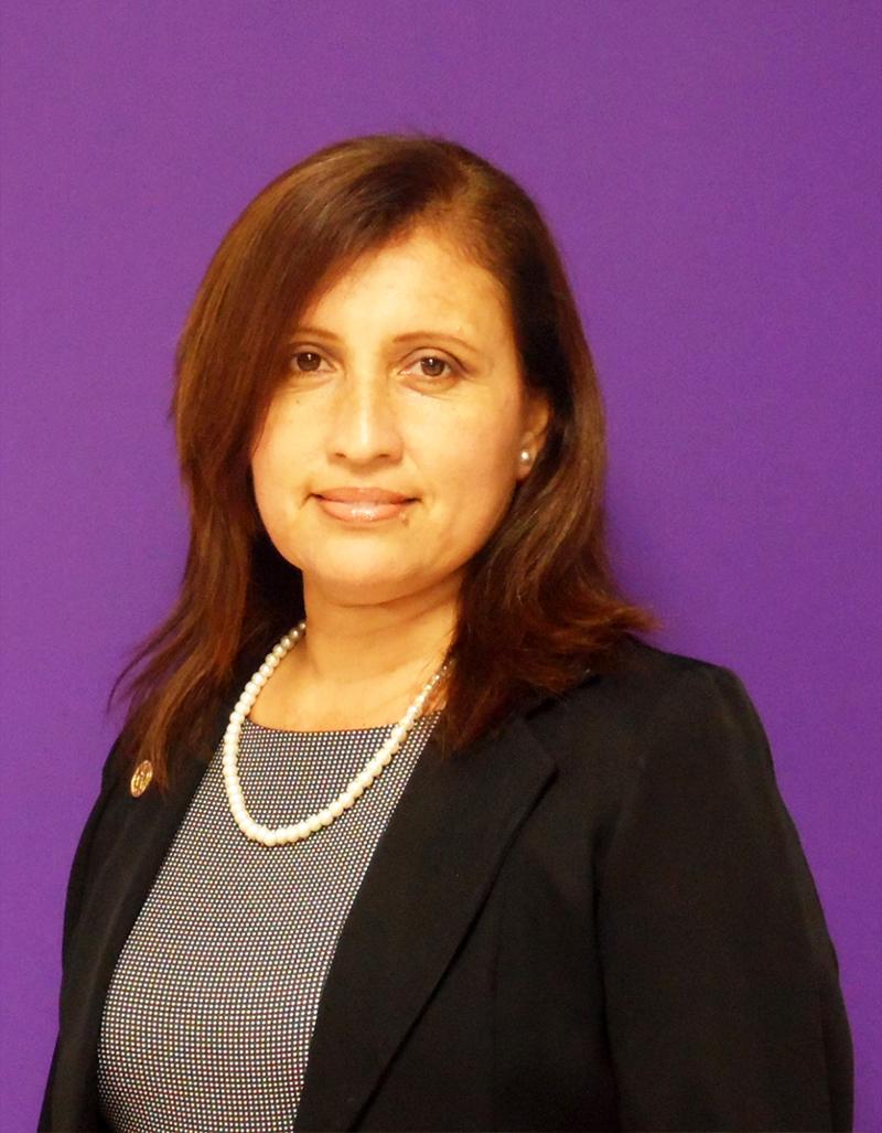 Subdirector de Investigación, Postgrado y Extensión MARIA YAHAIRA TEJEDOR DE FERNANDEZ
