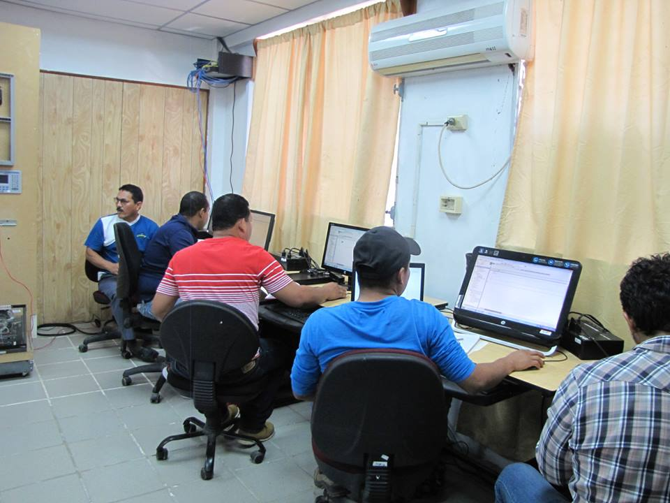 Laboratorio de PLC