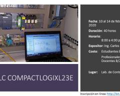 PLC COMPACTLOGIXL23E