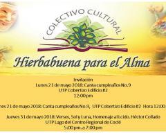 Colectivo Cultural Hierbabuena para el Alma
