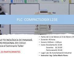 PLC  COMPACTLOGIX L23E