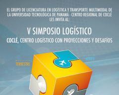 """V simposio logístico """"Coclé, Centro Logistico con Proyecciones y Desafíos"""""""